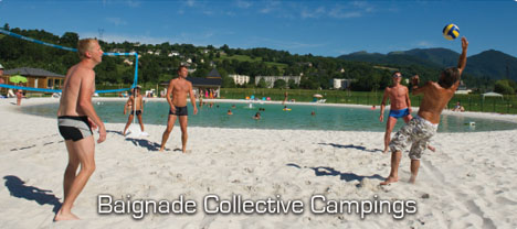 réalisation camping